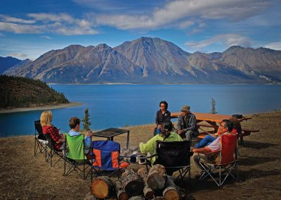 yukon-first-nation-cultural-camp-learning-experience-corporate-retreats-kluane-first-nation